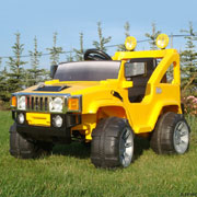 Электромобиль Bambi A30 R-6 Yellow