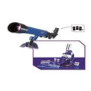 Игрушка микроскоп+телескоп Micro-Science Eastcolight 2035-EC