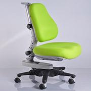Кресло Y-818 KZ обивка зеленая однотонная Mealux