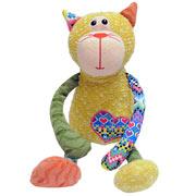 Мягкая игрушка семья Обнимашек кот Лео Family-Fun