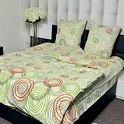 Комплект постельного белья Amore Gruppi beige бязь