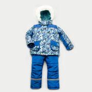 Детский костюм-комбинезон Модный Карапуз Геометрия 03-00603