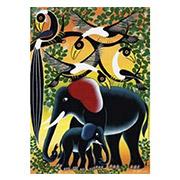 Пазлы 1000 Слоны Jambo 06029458