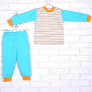 Пижама для малыша Татошка 01202 футер