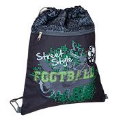 Сумка для обуви с карманом ZiBi Football ZB14.0318FB