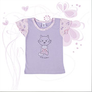 Футболка детская Фламинго 519-1006