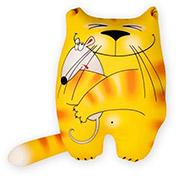 Антистрессовая подушка-игрушка Кошки Мышки Штучки 14аси08ив