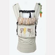 Эрго рюкзак бежевый Модный карапуз My baby 03-00345