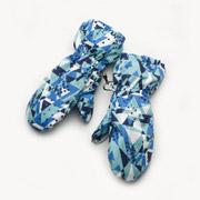 Рукавицы для мальчика непромокаемые Модный карапуз Geometry new 03-00608