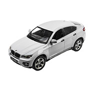 Машинка радиоуправляемая 1:14 BMW X6 Meizhi MZ-2016w белый