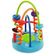 Развивающая игрушка Гонки на спиралях Kids II
