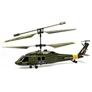 Вертолёт с 3-х канальным и/к управлением, светом и гироскопом 19.5 см Syma S102G