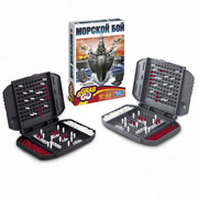 Дорожная игра Морской бой Hasbro B0995