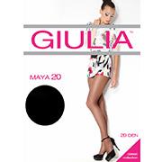 Колготки черные Maya 20 Den Giulia Nero