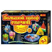 Набор для творчества Ranok Creative Большой набор свечей