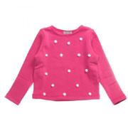 Кофта флисовая Kids Couture 16-10 малиновая