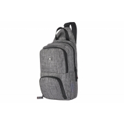 Рюкзак-слинг Wenger Console Cross Body Bag угольно-серый 605029