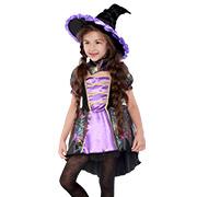 Карнавальный костюм Ведьмочка Purpurino 2089