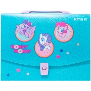 Портфель-коробка А4 My Little Pony Kite LP20-209