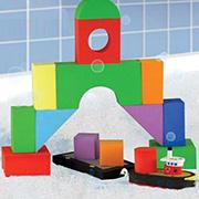 Игрушка для игр в ванной Плюи Moluk Игрушка для игр в ванной Плюи Moluk 311 грн. Купить! Набор плавающих блоков для ванны Буксир и баржа Just Think Toys Набор плавающих блоков для ванны Буксир и баржа Just Think Toys