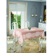 Скатерть Tropik home Royal Capuccino 5698-4