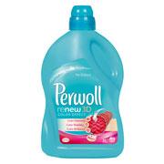 Средство для стирки Perwoll 3D эффект Восстановление Цвета 3л