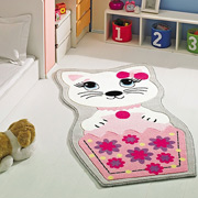 Коврик в детскую комнату Confetti Kitty