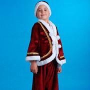 Костюм Санта Клауса новый Украина карнавальная KD91