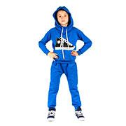 Трикотажный спортивный костюм Кед Kids Couture электрик