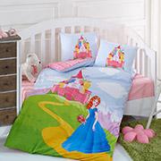 Постельное белье для новорожденных Cotton Box ранфорс Class Cinderella v1
