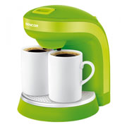 Кофеварка капельная Sencor SCE2002GR зеленая