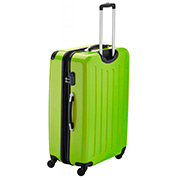 Дорожный чемодан Hauptstadtkoffer Alex салатовый