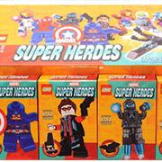 Конструктор Super Heroes Jambo SX900