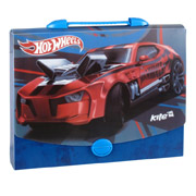 Портфель-коробка Kite Hot Wheels 209 - Фото №2