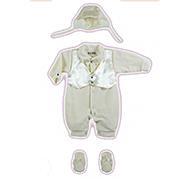Комплект 3-х предметный мальчуковый Baby Life 630