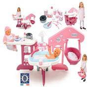 Большой центр по присмотру за куклой Baby Nurse с аксессуарами