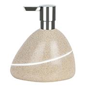 Дозатор для мыла Spirella Etna Sand