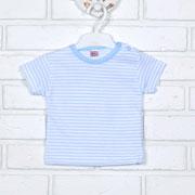 Футболка Татошка 06501 в голубую полоску