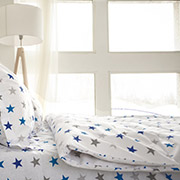 Підодіяльник Navy Constellation поплін Sleeper Set