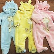 Комбинезон для малыша Жирафчик Baby Life 12-.01