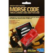 Набор 4M Код Морзе из серии Детская лаборатория