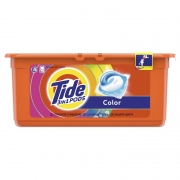 Капсулы для стирки Tide Color 30 шт Автомат