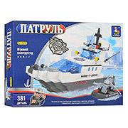 Конструктор Ausini Морской патруль 23602
