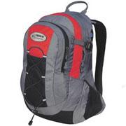 Рюкзак туристический Terra Incognita Cyclone_22 красно-серый