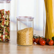 емкости для сыпучих продуктов стекло