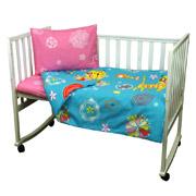 Постельное белье в кроватку Руно Yellow cat