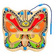 Доска с магнитами Бабочка Hape