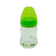 Бутылочка с широким горлом и с талией, 150 мл Baby Team AKT-1005