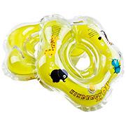 Круг надувной Zoo музыкальный с погремушкой KinderenOk