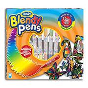 Набор 10 фломастеров и аксессуары для раскрашивания серии Blendy pens RenArt